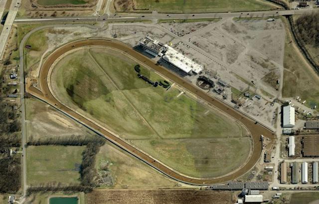 Fairmount Park Race Track